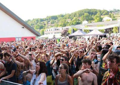 Sécurisation de festival autour d'Annecy